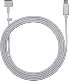 USB-C Type C to Magnetic Charging Cable, Droya USB C to Magnetic (T-Tip) Cable Compatible with MacBook Air Pro (T-Tip)