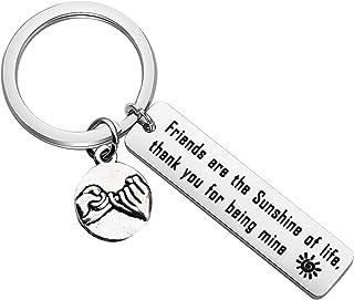 Lywjyb Birdgot Friend Appreciation Gift Friends are Like Sunshine Thank You for Being Mine Best Friend Thank You Gift Frie...