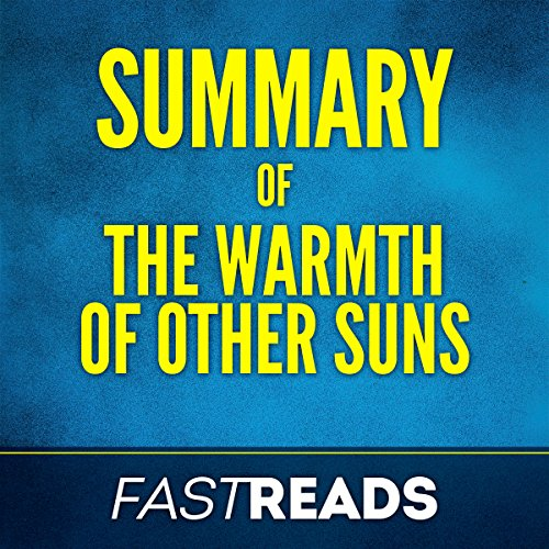 Summary of The Warmth of Other Suns: Includes Key Takeaways & Analysis audiobook cover art