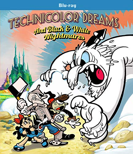 Technicolor Dreams and Black and White Nightmares Blu-ray