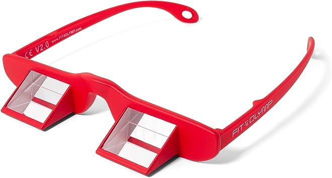 FIT4OLYMP Gafas de aseguramiento: Adecuado para Portador de ...