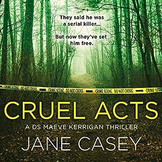 Cruel Acts cover art