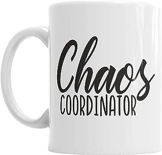 Moson Chaos Coordinator Mother's Day Mummy Mum Mom Mother Ceramic Novelty Mug