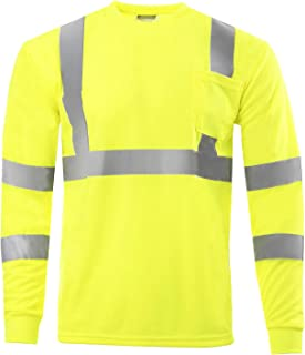 class 2 safety shirts cotton