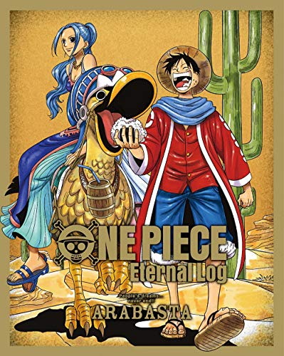 "ONE PIECE Eternal Log ""ARABASTA"" [Blu-ray]"