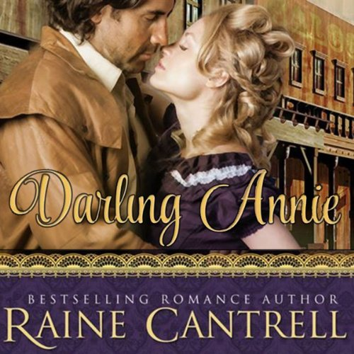 Darling Annie audiobook cover art