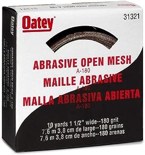 Oatey 31321 180 Grit Open Mesh, ...