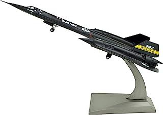 TANG DYNASTY(TM) 1/144 SR-71 ブラックバード 合金製 完成品 アメリカ合衆国空軍塗装 NASA 飛行機 模型 モデル