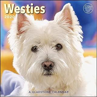 Westies 2020 Calendar
