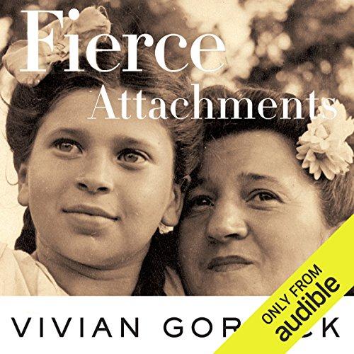 Fierce Attachments audiobook cover art