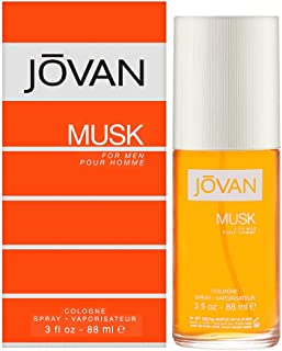 Jovan Musk Eau de Cologne for Men, 88ml