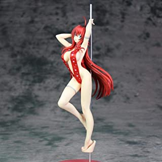 Nobrand SOLYXQ Anime Statue 30 cm High School DxD Rias Gremory Pole Dancing Figurine daction PVC nouvelle collection de figurines de collectionneurs