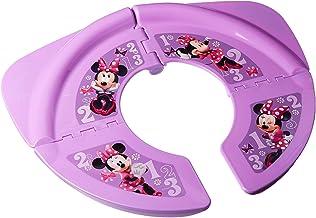 "Disney Minnie Mouse""Bowtique"" Travel/Folding Potty, Pink"
