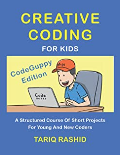Creative Coding For Kids: CodeGuppy Edition