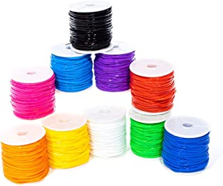 Plastic Lace Spool Set - Variety of Colors