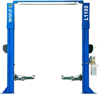 XK USA QYS 10,000lb Capacity Car Lift L1100 2 Post Lift Car Auto Truck Hoist Overhead