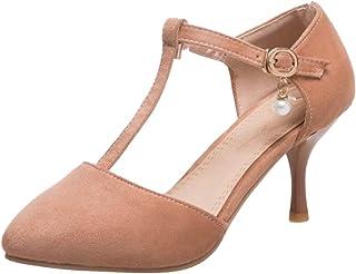 JOJONUNU Women Stiletto Dress Sandals