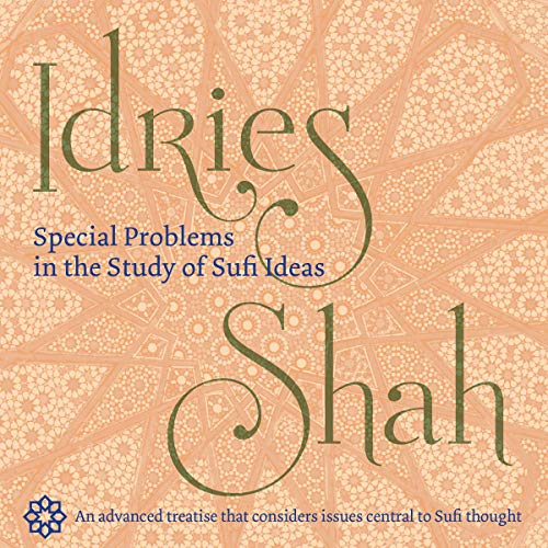 Special Problems in the Study of Sufi Ideas audiobook cover art