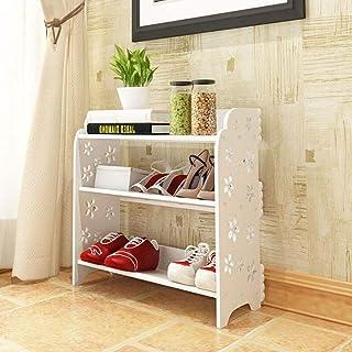 XWZH Cabinet de Chaussures Anti-poussière Porte-Chaussures WPC, Banc de Rangement □ Placard, Salle de Bain, Cuisine, Organ...