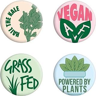 Grindstore Hail The Kale Badge Pack