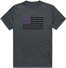 W Republic Tarleton State University NCAA Men's t Shirt American Flag Tees
