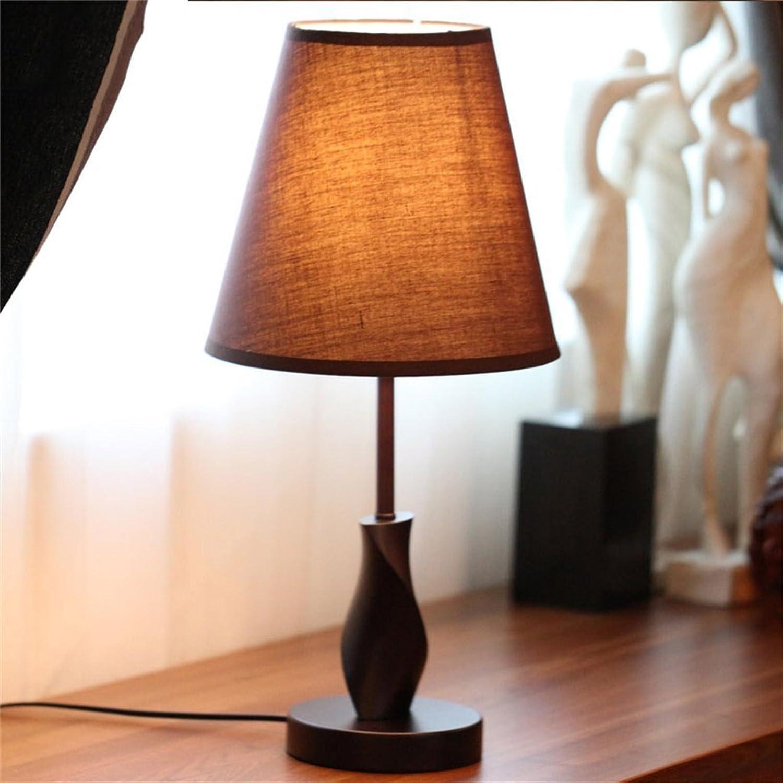 Flash-Moderne minimalistische Mode aus Holz Tischlampe B01D8DP5BO   Zart
