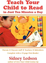 Best Teach Your Child to Read in Just Ten Minutes a Day Review