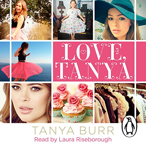 Love, Tanya audiobook cover art