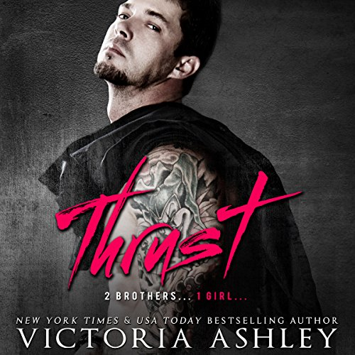 Thrust audiobook cover art