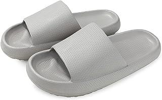 Zapatillas para mujeres y hombres de secado rápido, sandalias antideslizantes para piscina, ducha, spa, baño, gimnasio, ca...
