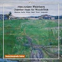 ミェチスワフ・ヴァインベルク:木管楽器のための室内楽集