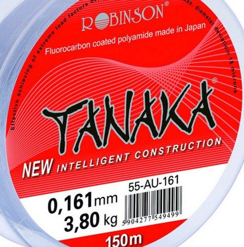 Robinson Tanaka Flourocarbon coated 150m 0,225mm 6,50kg