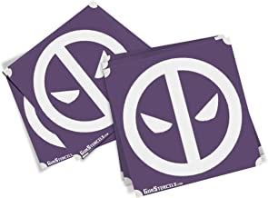Deadpool Stencils for Guns, Magazines and Accessories - 5 Pack