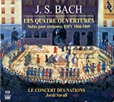 Orchestersuiten Bwv 1066-1069 - Savall