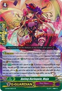 Cardfight!! Vanguard TCG - Doting Harlequin, Maja (G-BT08/018) - G Booster Set 8: Absolute Judgment