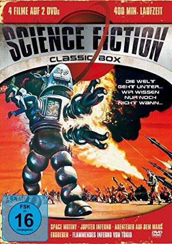 Science Fiction Classic Box [2 DVDs]
