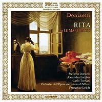Donizetti: Rita Ou Le Mari Battu by Various (2013-11-19)
