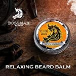Bossman Relaxing Beard Balm - Tamer, Thickener, Relaxer and Softener Cream and Beard Care Product - Made in USA… 3