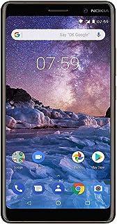 Nokia 7 Plus Ta-1055 64Gb Black (Renewed)