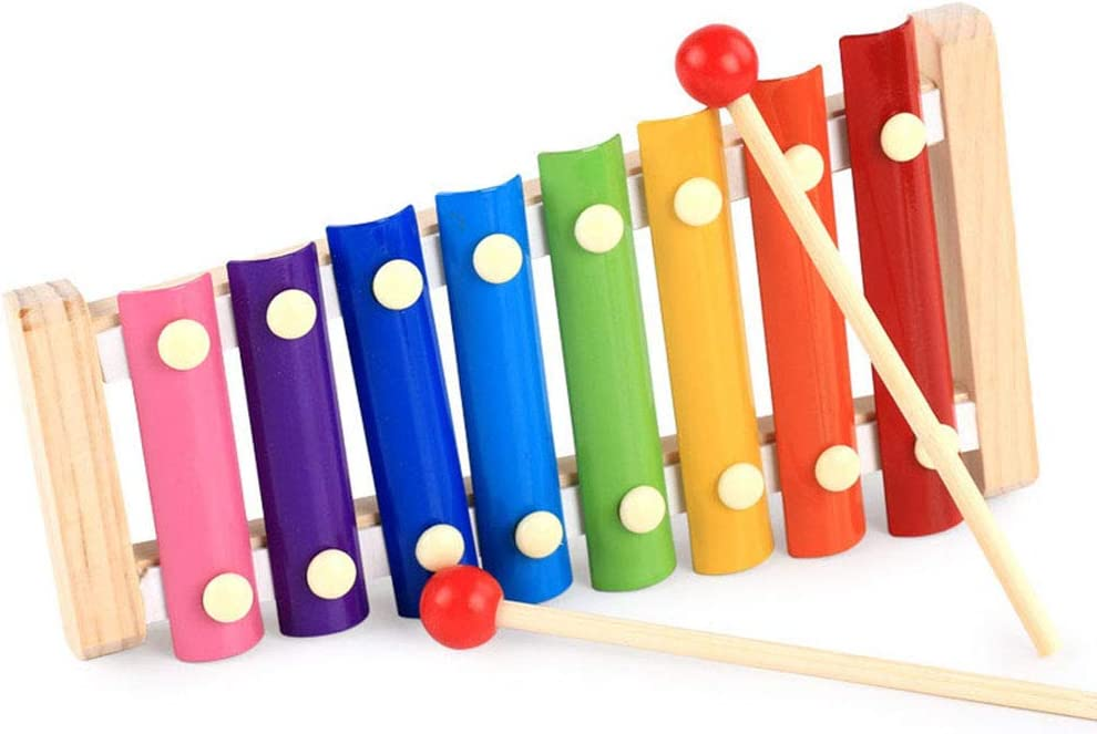 Heave Don't miss the campaign Wooden Xylophone Children's Toy Spring new work one after another Instruments Musical