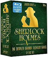 Sherlock Holmes: Complete Series [Blu-ray]