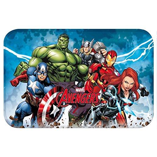 GUIZMAX Tapis Disney Avengers 60 x 40 cm New