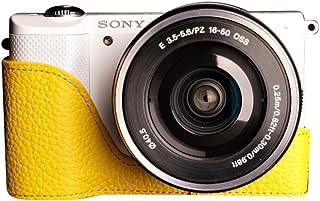 TP SONY ソニー α5000 / α5100用本革カメラケース 各種カラー
