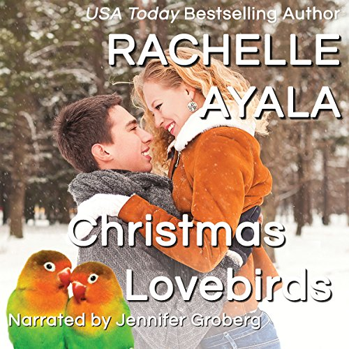 Christmas Lovebirds audiobook cover art