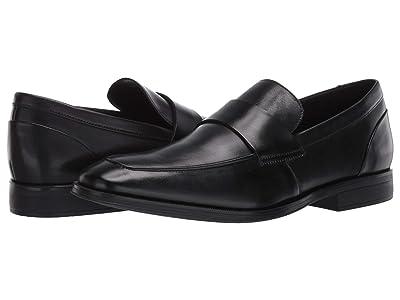 Clarks Gilman Free (Black Leather) Men
