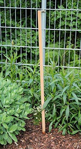 Rosenstab (RST) Gartestecker Gartenkugel Rosenkugel Tropfenform Gartenkugeln Rosenkugeln Glas