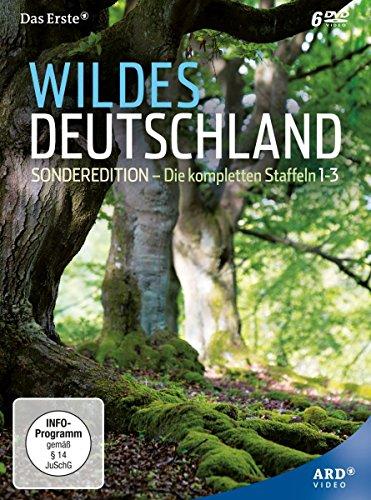 Wildes Deutschland - Die kompletten Staffeln 1-3 [6 DVDs]