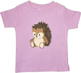 inktastic Cute Woodland Animal Hedgehog Baby T-Shirt