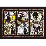 208ピース ジグソーパズル 魔女の宅急便 ジジの街便り アートクリスタルジグソー(18.2x25.7cm)