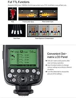 Godox TT685 HSS-TTL Tepe Flaşı - Sony Uyumlu